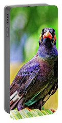 Rainbow Hill Mynah Portable Battery Charger