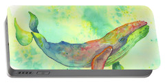 Rainbow Humpback Portable Battery Charger