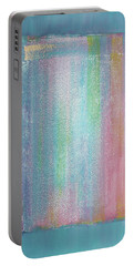 Rainbow Shower Of Light Portable Battery Charger