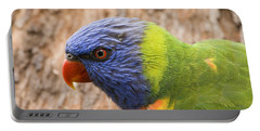 Rainbow Lorikeet Portable Battery Charger