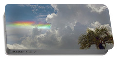 Rainbow To Nowhere Portable Battery Charger