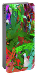 Rainbow Tropic Portable Battery Charger