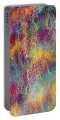 Rainbow Waterfall  Portable Battery Charger