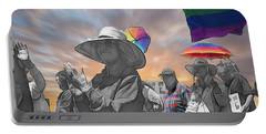Rainbowparade Portable Battery Charger