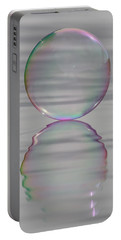 Rainbows Edge Bubble Portable Battery Charger