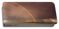 Rainbows Portable Battery Charger