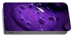 Raindrop, Prn Portable Battery Charger