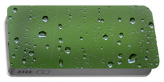 Raindrops  2 Portable Battery Charger