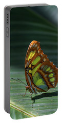 Rainforest Butterfly Portable Battery Charger