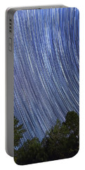 Raining Stars In Ruidoso Portable Battery Charger