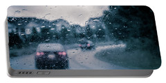 Rainy Day In June Portable Battery Charger