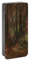 Ralph Albert Blakelock  1847  1919  Woodland Stream Portable Battery Charger