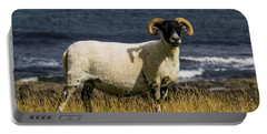Ram With Attitude Portable Battery Charger