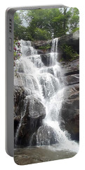 Ramsay Cascade Smoky Mountains National Park Portable Battery Charger