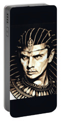 Ramses II Portable Battery Charger by Fred Larucci