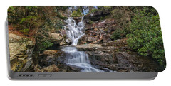 Ramsey Cascades - Tennessee Waterfall Portable Battery Charger