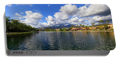 Rancho Santa Margarita Lake Portable Battery Charger