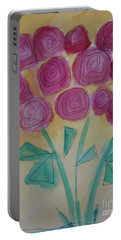 Randi's Roses Portable Battery Charger