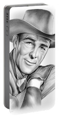Randolph Scott Portable Battery Charger