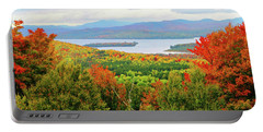 Rangeley Lake And Rangeley Plantation Portable Battery Charger