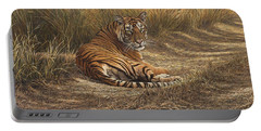 Ranthambore Roadblock Portable Battery Charger