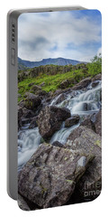 Rapids Of Snowdonia Portable Battery Charger