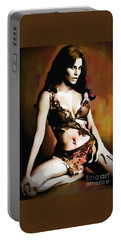 Raquel Welch - One Million Years B.c.  Portable Battery Charger