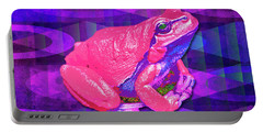 Raspberry Frog Portable Battery Charger