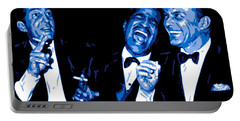Rat Pack At Carnegie Hall Portable Battery Charger
