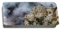 Raven Knows The Canyon Magic Portable Battery Charger