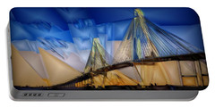 Ravenel At Dusk Portable Battery Charger