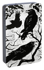 Raven Portable Battery Chargers