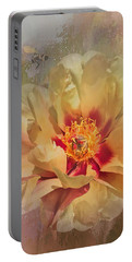 Rayanne's Peony Portable Battery Charger