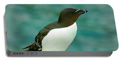 Razorbill Portable Battery Charger by Nick Eagles