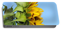 Reaching Sunflower Portable Battery Charger