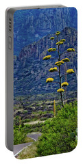 Reaching For The Sky Portable Battery Charger