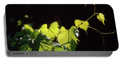 Reaching Grape Vine Portable Battery Charger