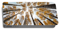 Reaching The Sky Portable Battery Charger