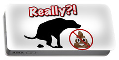Really No Poop Portable Battery Charger