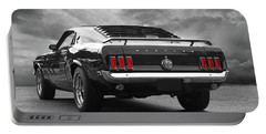 Rear Of The Year - '69 Mustang Portable Battery Charger