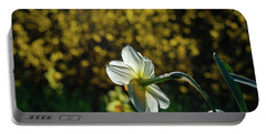 Rear View Daffodil Portable Battery Charger