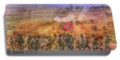 Rebel Yell Gettysburg Portable Battery Charger