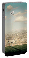 Portable Battery Charger featuring the photograph Recalling High School Memories by Trish Mistric