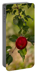 Red Apple Ready For Picking Portable Battery Charger