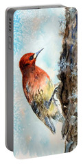 Red-breasted Sapsucker Portable Battery Charger