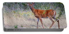Red Bucks 1 Portable Battery Charger