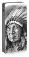 Red Cloud Portable Battery Charger