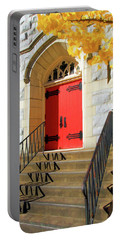 Red Door Tradition Portable Battery Charger