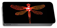 Red Dragonfly Portable Battery Charger