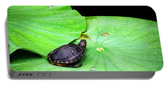 Red-eared Slider Portable Battery Charger
